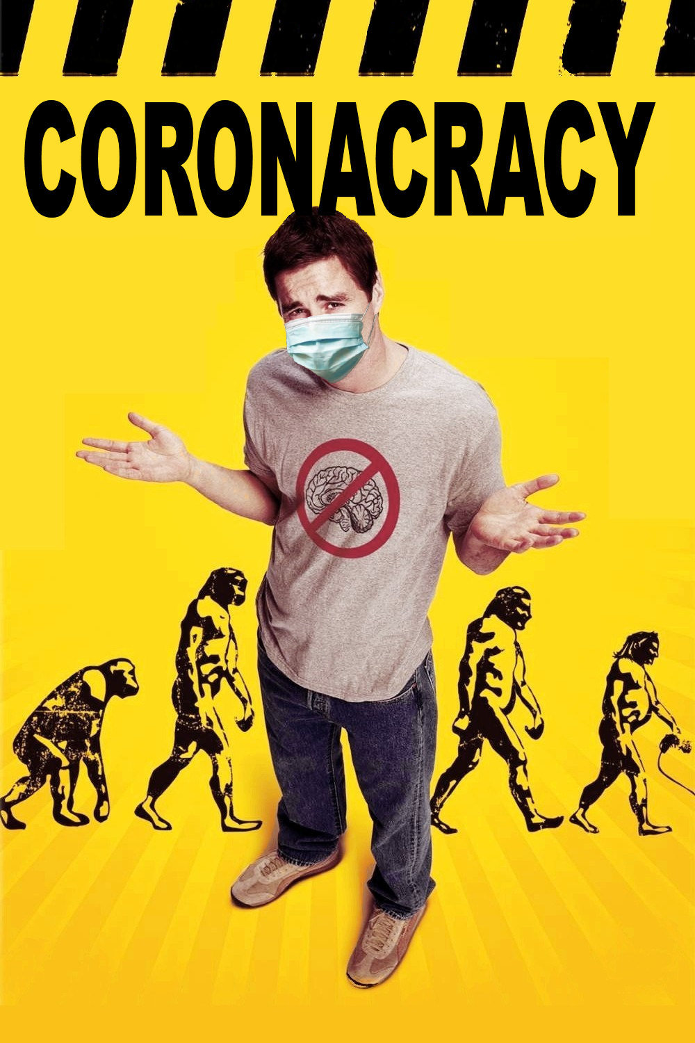 Movie: Idiocracy 2006 - Coronacracy 2020